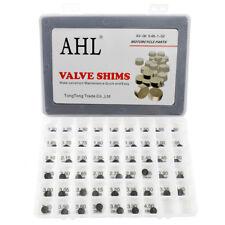 52Pcs 9.48mm Valve Shim 1.2mm to 4.0mm for Honda CRF450X TRX450R VTR1000 RVT1000