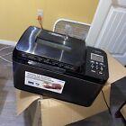 Zojirushi BB-PDC20BA Home Bakery Virtuoso Plus Breadmaker, 2lb Loaf Bread photo
