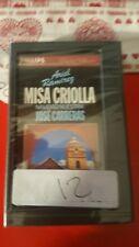cassette dcc Ariel Ramirez Misa criolla