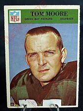 1966 Philadelphia #86 Tom Moore Packers VG-EX+