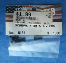 Associated Electronics Team 6515 RC10L Motor Mounting Screws-4