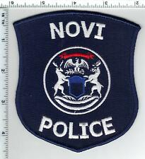 Novi Police (Michigan) Shoulder Patch from the 1980's
