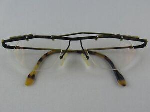 Gleitsichtbrille Brille mit Stärke R +2,25dpt L +1,75dpt, Menia