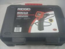 Ridgid 40043 Micro Ca 25 Handheld Inspection Camera Kit Free Shipping