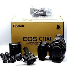 Canon EF Cinema EOS C100 Professional Camcorder 6340B002