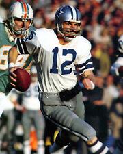 ROGER STAUBACH Cowboys, Super Bowl VI 8x10 color photo