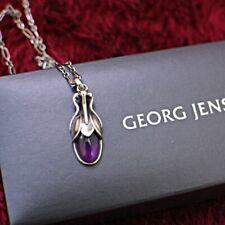 2011 Pendant With Gift box Brand New Georg Jensen Sterling