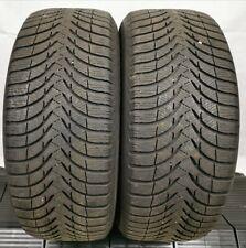 2 x 225/55r16 99h los neumáticos de invierno michelin Alpin a4 XL 2013 libre casa