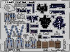 Resin Improvement PE72011 1/72 Sukhoi Su-7U Interior Detail-up Set for Modelsvit