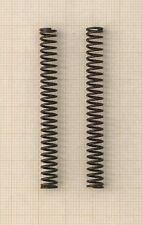 2 x Druckfeder, Länge 59mm - Außen Ø6,4mm - DrahtØ 0,8mm