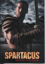 Spartacus Blood And Sand Promo Card P1