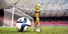 2015 Women's World Cup DVD soccer match BRAZIL 2:0 KOREA