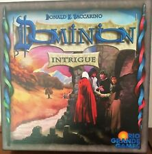 Dominion Intrigue by Rio Grande Games, New, Sealed - Brand NEW -