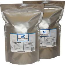 Calcium Chloride Flake - 10 Pounds (2 - 5 lb bags)