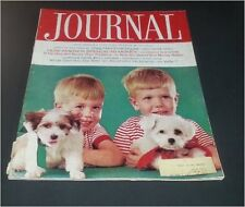 Ladies Home Journal Old ads LHJ Jan. '61 (January 1961)  FREE SHIP
