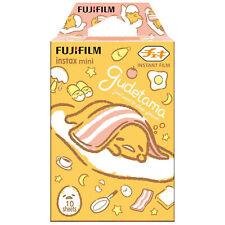 1 Pack 10 Photos Sanrio Gudetama Fuji FujiFilm Instax Mini Film Polaroid 7S SP-2