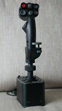 Joystick Virpil Mongoos T-50 Grip/Base mit Zubehör, Verlängerung und Staubschutz
