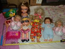 Job Lot of over 5 Kg Dolls, few are batteries operated, See ruler for size