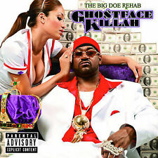 The Big Doe Rehab [PA] by Ghostface Killah Rare 2007 Hip Hop Wutang Clan