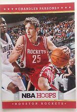 Chandler Parsons Forward Houston Rockets Panini #252 2011-2012 Single Original 9