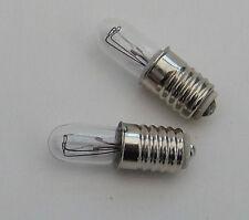 les bulbs 12 v volt x 2 dashboard bulb truck E5