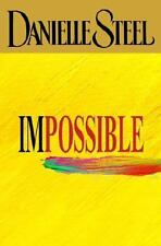Impossible by Danielle Steel (2005, Hardcover)