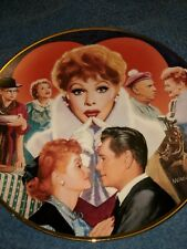 I love lucy collector plates