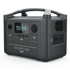 EcoFlow RIVER MAX Portable Power Station 600W - Official UK Dealer