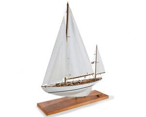 Amati AM1605 Boite De Montage Yacht De Régate Dorade 1:20 Modélisme