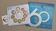2017 10 pz 10,88 EURO fdc ITALIA BU KMS Italie Italien Italy 5 Roma 2 Venezia