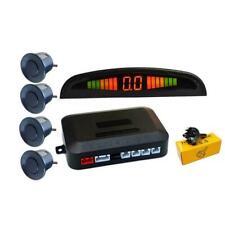 New listing LED Display Car 4 Parking Sensor Reverse Backup Radar System 2021 Kit Alarm F6B0