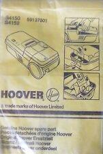 HOOVER 3 sacs pour aspirateur HOOVER S4150 S4152