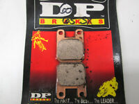 DP Brakes DP607 DP Brake Pad Kit NOS