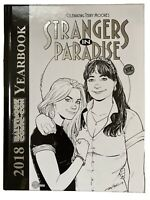 2018 Baltimore Comic-Con Yearbook Terry Moore Strangers in Paradise VIP Edition