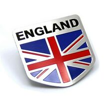 Mini ENGLAND Racing Sport Motorsport Metal Emblems Emblem Badge Decals Sticker
