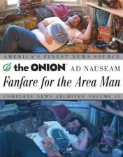Fanfare for the Area Man: The Onion Ad Nauseam Com