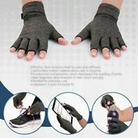 1 Pairs Anti-Arthritis Health Therapy Gloves Compression Hand Pain Relief