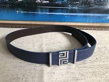 Givenchy Unisex Leather Belt/ Brand New/ Size L/ 113 Cm