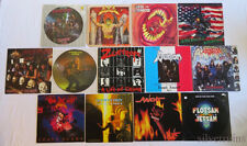 THRASH METAL RECORD LP VINYL LOT Of 13 Exodus Venom Dark Angel Anthrax Flotsam