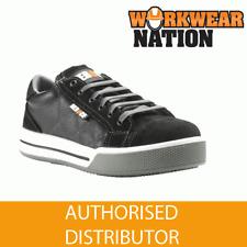 Herock Contrix Composite Steel Toe Cap Safety S3 Work Sneakers Black