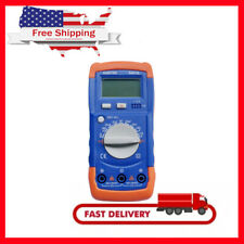 Capacitor Tester Capacitance Esr Meters Test Detectors Equipment Measure A6013L