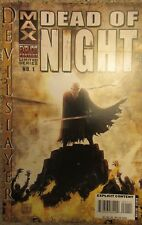 Dead of Night Featuring Devil Slayer #1 Marvel 2008 Limited Series Comic