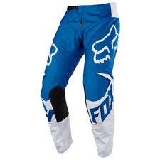 Fox Racing 180 Motocross MX Moto Pantaloni - Race Blu