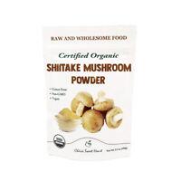 Cherie Sweet Heart Organic Shiitake Mushroom Powder 100 Grams (15 Servings)
