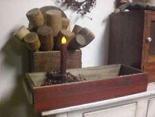 Wooden US-Northeast 2000-Now Antique Primitive Boxes
