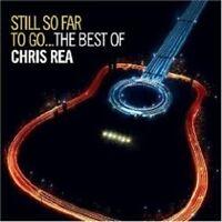 """CHRIS REA """"STILL SO FAR TO GO - BEST OF..."""" 2 CD NEU"""