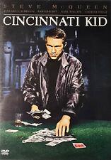 Cincinnati Kid - Steve McQueen - Karl Malden von 2005 - DVD