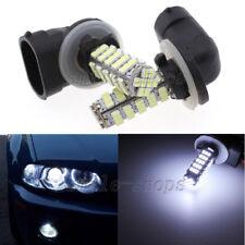 2pcs 881 862 886 889 894 6000K Xenon White LED Fog Light Driving Light Bulbs