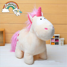 Adorable Unicorn Horse Plush Fluffy Stuffed Animal Cartoon Doll Toys Kids Gifts