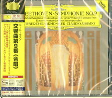 CLAUDIO ABBADO-BEETHOVEN: SYMPHONY NO.9-JAPAN SHM-CD D46